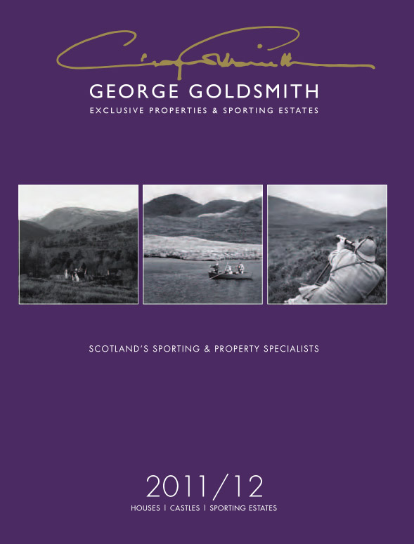 GEORGE GOLDSMITH 2011 BROCHURE